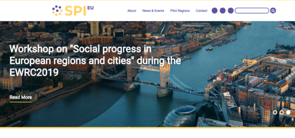 SPI project website launched