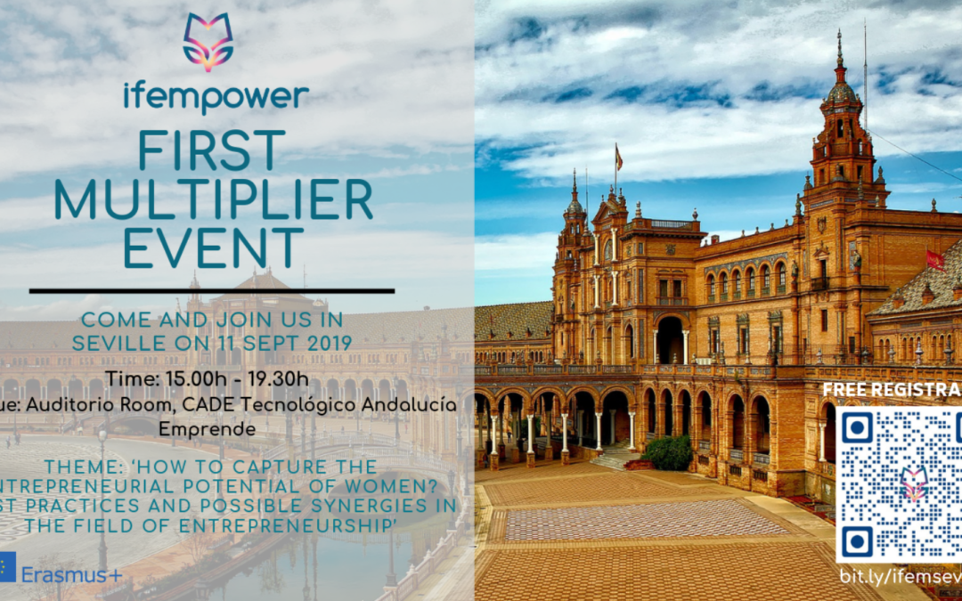 Registration for the first ifempower multiplier event is still open – join and meet us in Seville