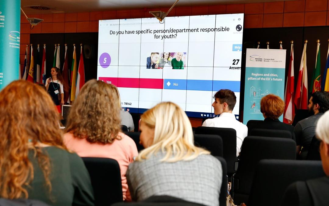 HETFA at the European Week of Regions and Cities