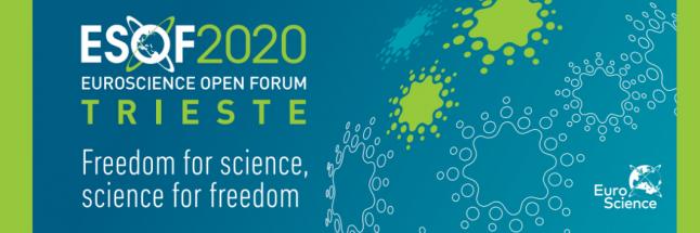 HETFA colleagues presenting at EuroScience Open Forum 2020