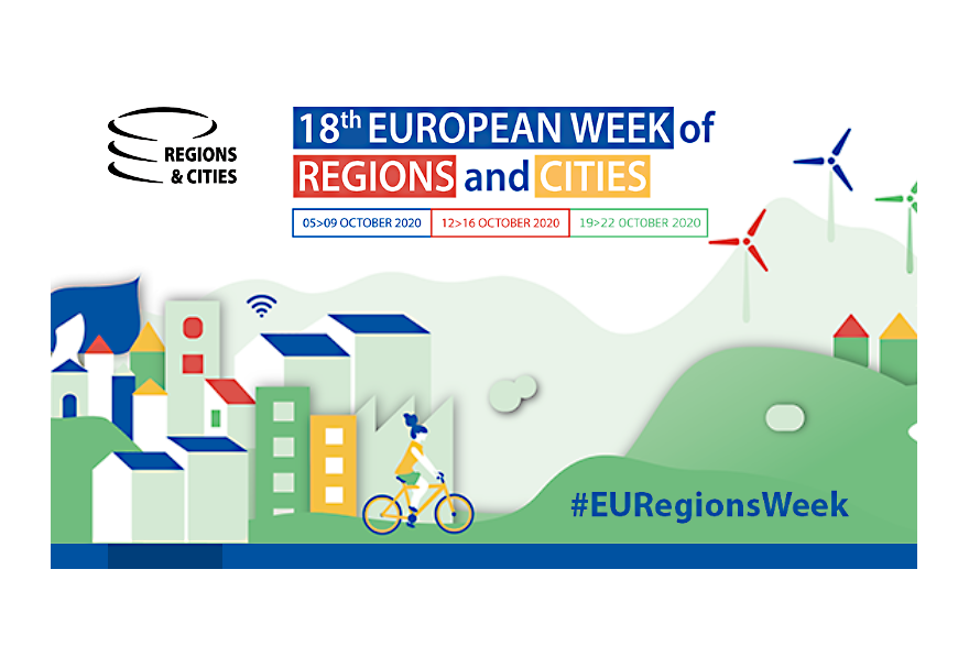 HETFA presenting ifempower at EU Week of Cities and Regions