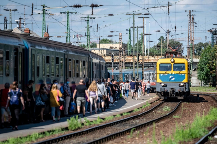 The Budapest Agglomeration Railway Strategy has been completed