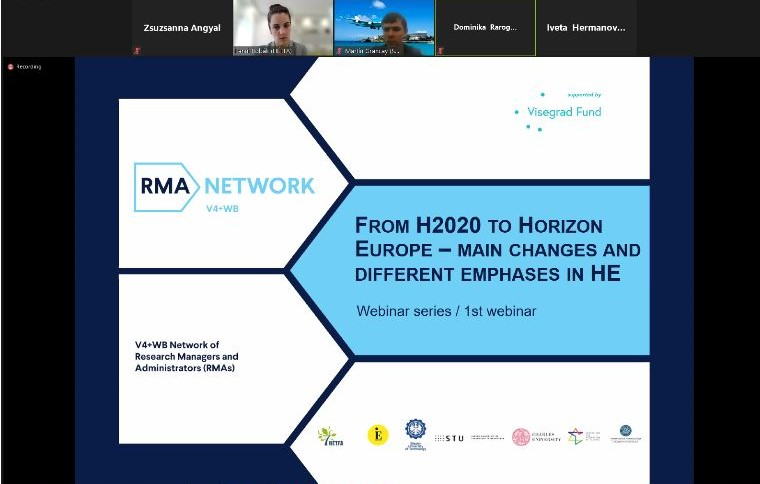 First webinar on Horizon Europe was a great start