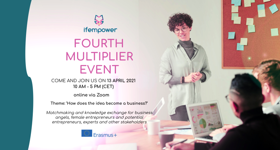 Online multiplier event of ifempower on 13 April